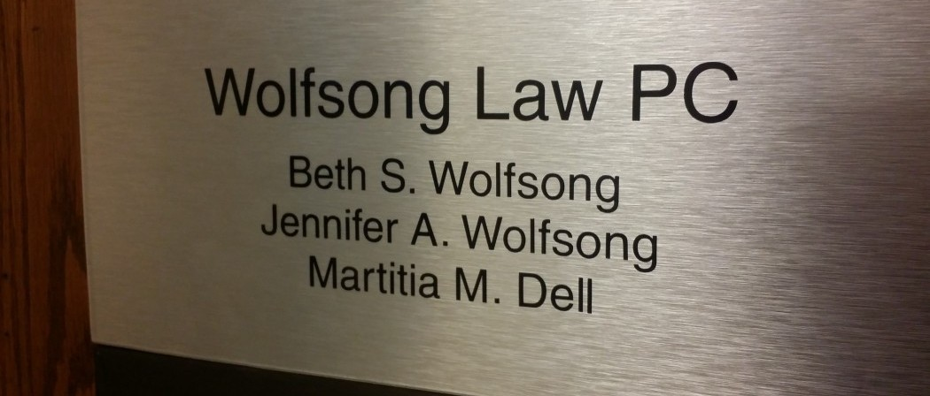 Wolfsong Law PC